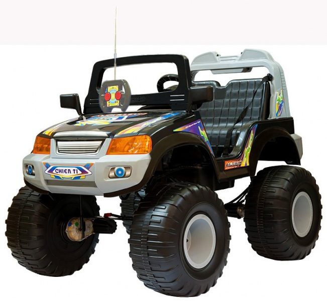 Э/м CT-885R Off-Roader(4x4)